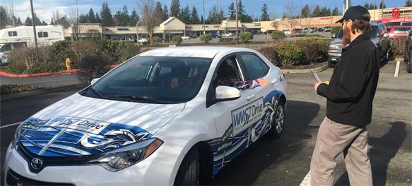 WA State DOL Skills/Driving Testing - WMST